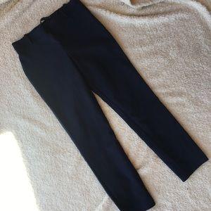 ZARA women's navy pants